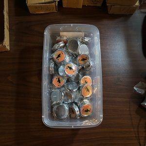 Wholesale bulk lot 30 items. Pin up girl pill box.